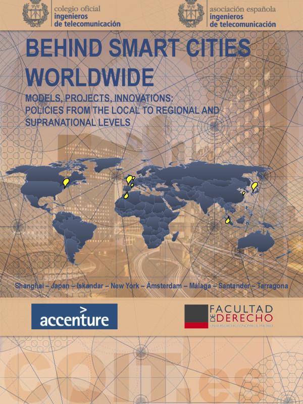 Behind Smart Cities Worldwide. (Año publicación: 2015)