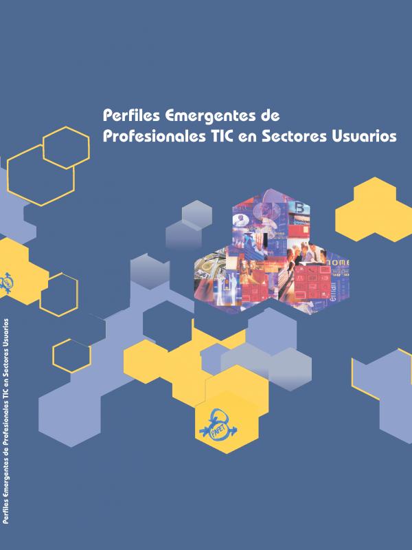 PAFET 3 - Perfiles emergentes de Profesionales TIC en Sectores Usuarios. (Año publicación: 2004)
