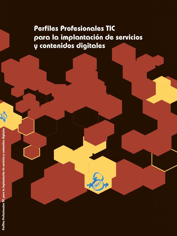 PAFET 4 - Perfiles Profesionales TIC para la implantación de servicios y contenidos digitales.  (Año publicación: 2005)