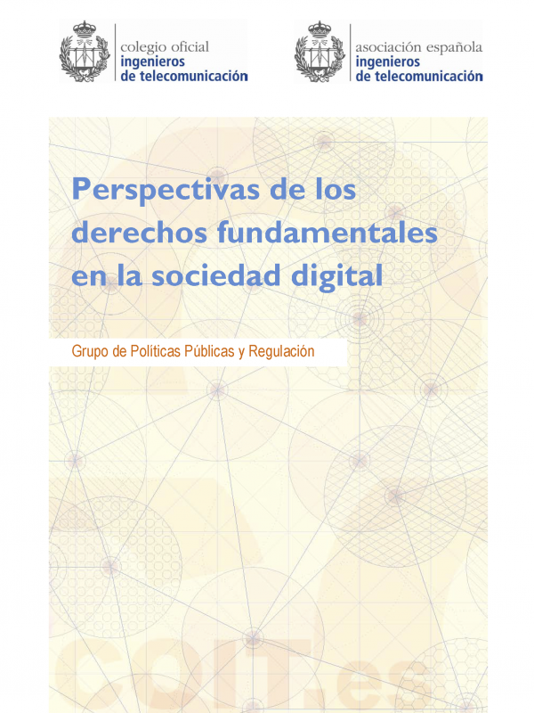 Perspectivas de los derechos fundamentales en la sociedad digital. (Año publicación: 2016)