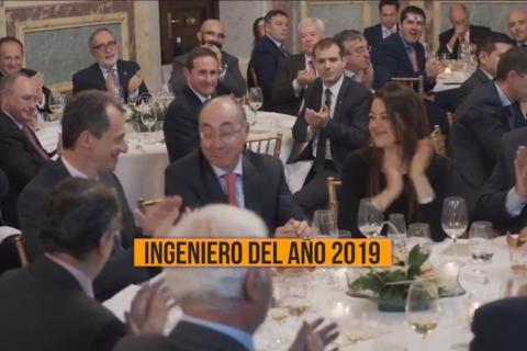 No te pierdas el vídeo del Ingeniero del Año 2019
