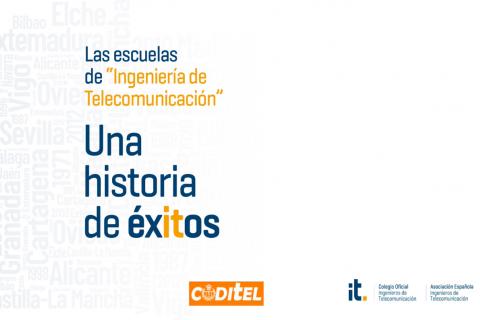 El COIT conmemora los cien años de la primera promoción de Ingenieros de Telecomunicación