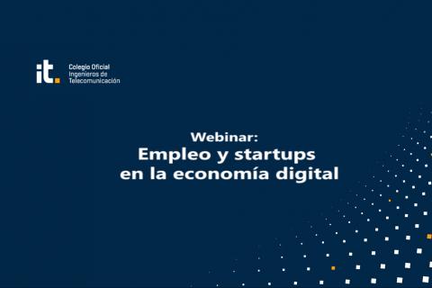 Empleo y startups en la economía digital