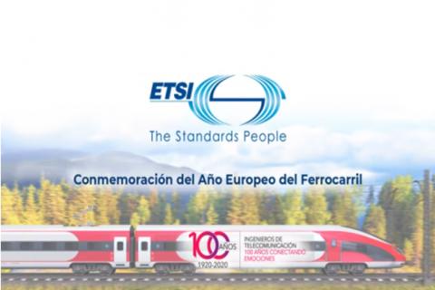 Conmemoración del año europeo del ferrocarril