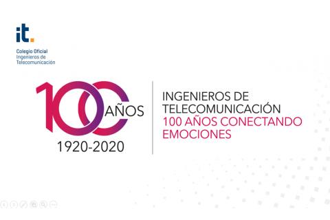 """Evento del Primer centenario del título """"Ingeniero de Telecomunicación"""""""