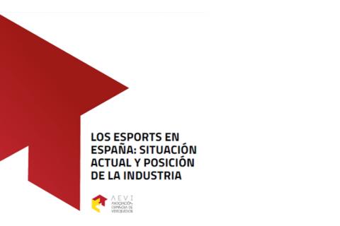 Los esports en España: situación actual y posición de la industria