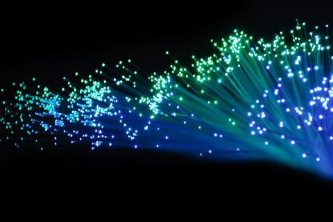 España, líder europeo en fibra óptica