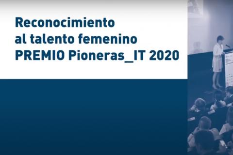 Premio Pioneras_IT 2020