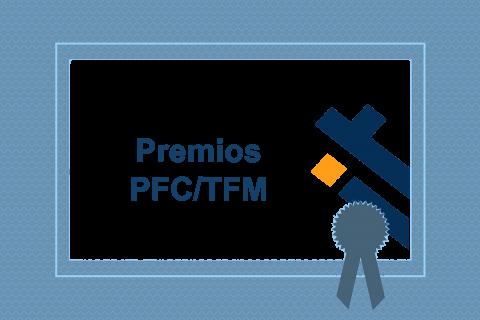 Premios PFC/TFM