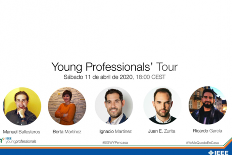 Young Professionals' Tour 2020