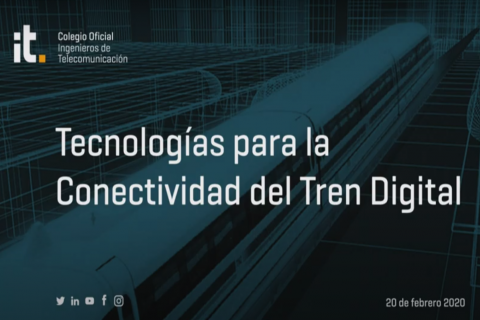 Tecnologías para la conectividad el tren digital