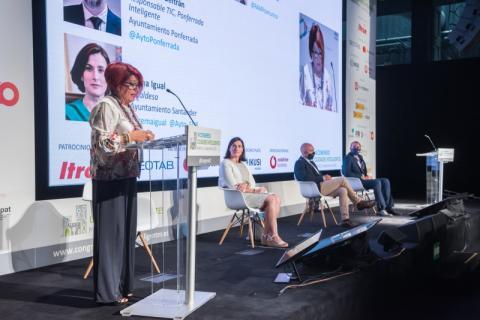 Participación del COIT en el VI Congreso Ciudades Inteligentes celebrado en Madrid