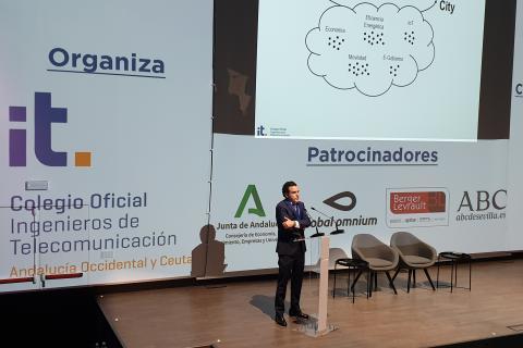 Balance positivo de la #24HORASSMARTCITY en Sevilla