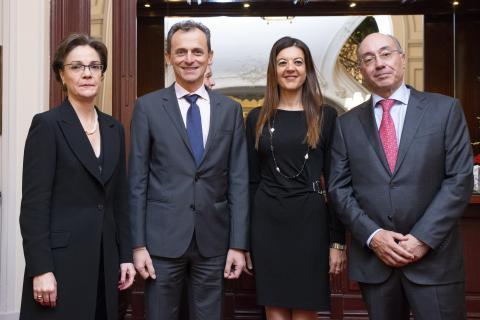 """Ignacio Villaseca recoge en Madrid el Premio """"Ingeniero del Año 2019"""" del COIT y la AEIT"""