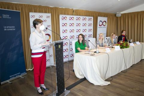 """El COIT participa en la jornada """"Tecnología y Mujer"""" de Mujeres Avenir"""