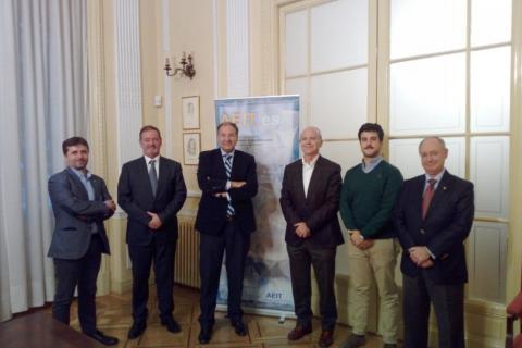 AEITM firma un Convenio Marco de Colaboración con MIDE