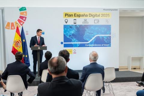 ¿Qué hay que saber de la Agenda España Digital 2025?