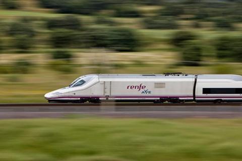 El 5G llega a la red ferroviaria de alta velocidad