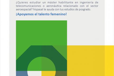 HISPASAT convoca la III Beca de estudios aeroespaciales para mujeres ingenieras