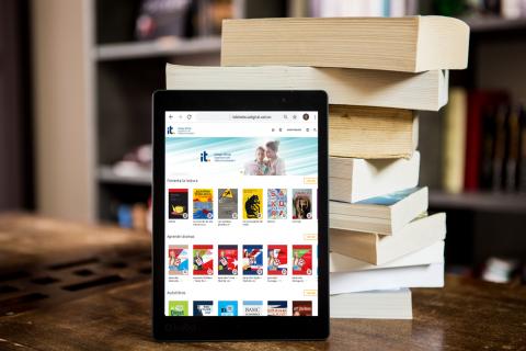 El COIT presenta su nueva Biblioteca Digital