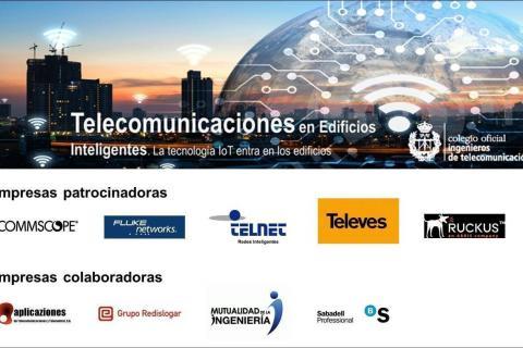 """El futuro de Las telecomunicaciones en los edificios ante el 5G y la """"Smart City"""
