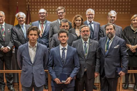 10 nuevos miembros se incorporan al Cuadro de Honor del  Colegio Oficial de Ingenieros de Telecomunicación - COIT