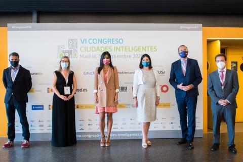 El VI Congreso Ciudades Inteligentes centra su debate en la era post-Covid
