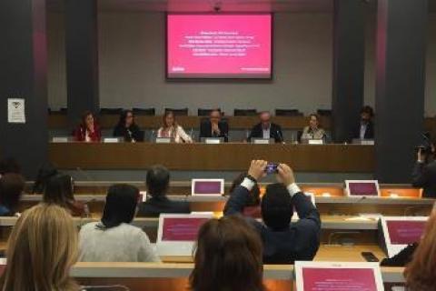 """El Colegio Oficial de Ingenieros de Telecomunicación se suma a """"Conquistando la Igualdad"""""""