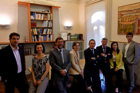 Nueva etapa en el COIT, nueva Junta de Gobierno con nuevos objetivos