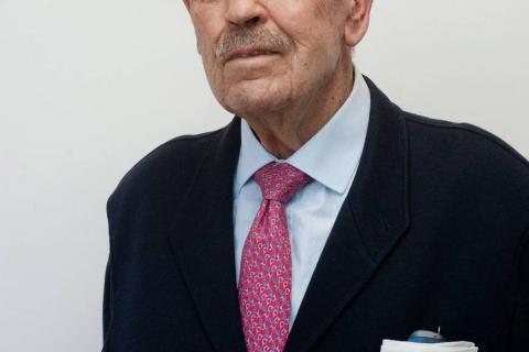 Fallece Eugenio Fontán Pérez, Colegiado de Honor del COIT