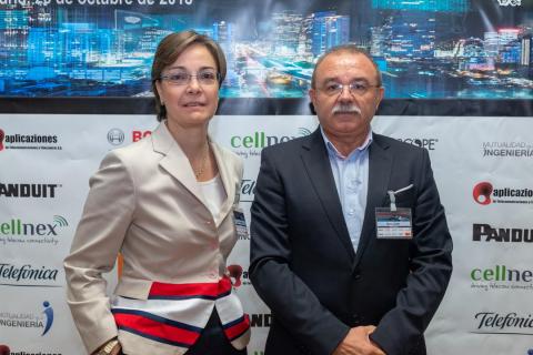 FECOTEL y el Colegio Oficial de Ingenieros de Telecomunicación sumarán esfuerzos en la implantación del internet de las cosas y el 5G