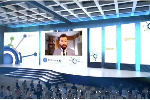 El COIT ha participado en el primer encuentro virtual de FENIE