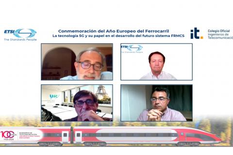 Construyendo el futuro del ferrocarril