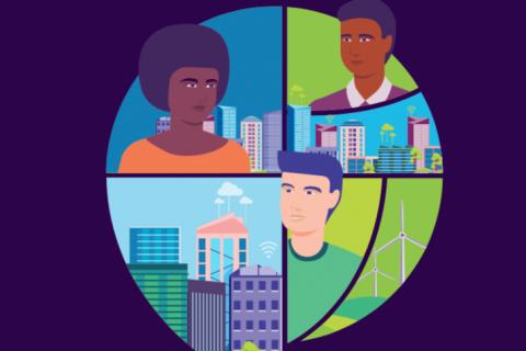 La ciudad inteligente con el ciudadano en el centro de su visión