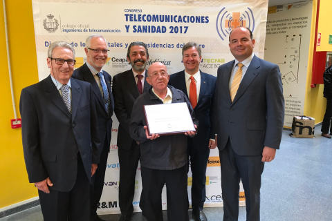 El COIT promueve incluir sistemas de telecomunicación en edificios sociosanitarios