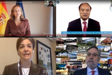 Gobierno, COIT, UIT y CODITEL lanzan mensajes coincidentes sobre el papel relevante de las TIC