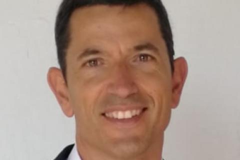 César Morillas, vicedecano del COIT Comunidad Valenciana