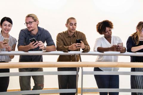 Qué saben y qué piensan los europeos sobre el 5G