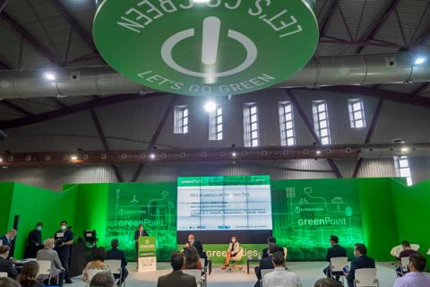 El COIT vuelve a colaborar con el Foro Greencities & S-Moving de Málaga