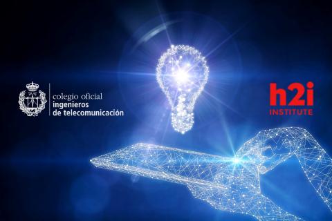 El COIT y h2i, comprometidos con la formación en metodologías de innovación