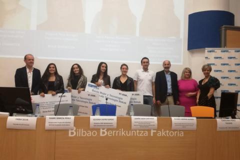 El COIT, a través de su Grupo de Mujer IT, participa en el programa de Becas Mujeres y Tecnología puesto en marcha por Dermitek