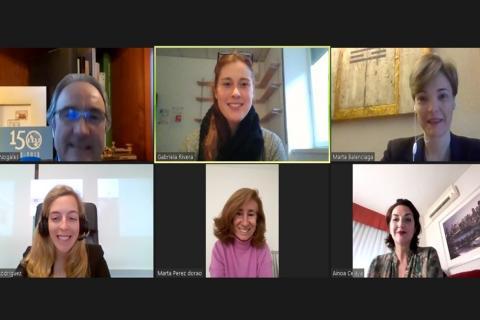Convenio entre el COIT y la Fundación Inspiring Girls para promover las vocaciones tecnológicas