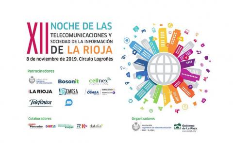 Carlos Prieto, Bosonit, Spectralgeo y el proyecto Life Concept de Grupo Art, premios de la XII Noche de las Telecomunicaciones