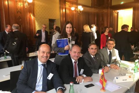 La Ingeniera de Telecomunicación y colegiada, María Nuño, nombrada como nuevo miembro del Executive Board de FEANI
