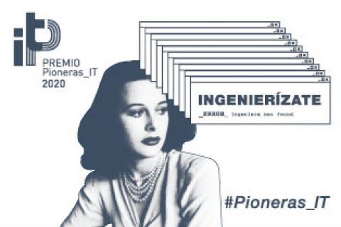 El COIT confirma su compromiso con el fomento de las vocaciones STEM con el Premio Pioneras IT