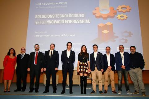 """El """"Encuentro Telecomunicaciones Alicante 2019"""" sitúa a la empresa en el centro del cambio tecnológico que implica a toda la sociedad"""