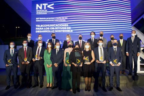 La #NTV2021 de Valencia se ha centrado en el papel de las telecomunicaciones para alcanzar los ODS