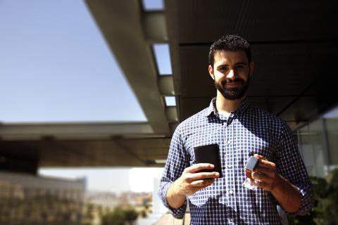 Rafael Ferrer, premio Empresa Junior 2020 de COITAR/AITAR