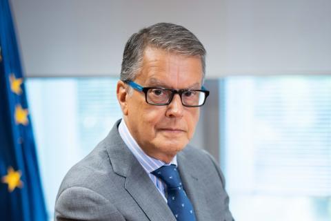Roberto Sánchez, elegido por el COIT y la AEIT Ingeniero del Año 2021