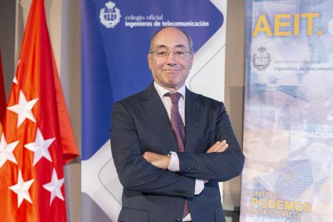 Ignacio Villaseca, nombrado Ingeniero del Año 2019